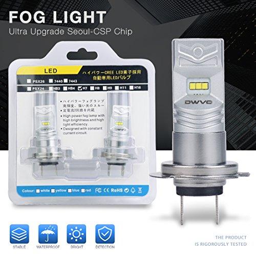 H7 Led Fog Light Bulb - 3