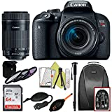 Best Altura Photo Camera Backpacks - Canon EOS Rebel T7i DSLR Camera with 18-55mm Review
