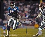 Autographed Mark Ingram Photograph - YORK GIANTS 8x10 - Autographed NFL Photos