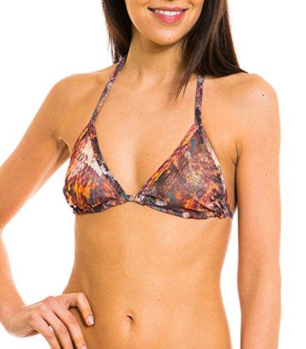 Kiniki Amalfi Tan Thru Sonnendurchl/ässiger Bikini Tanga