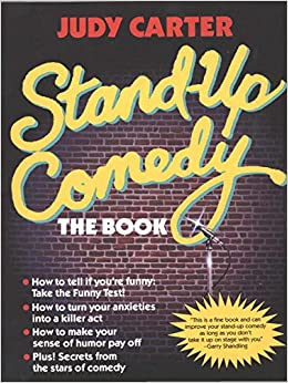 Book Stand up Comedy: The Book