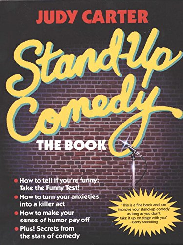 Stand Up Comedy Book Judy Carter product image