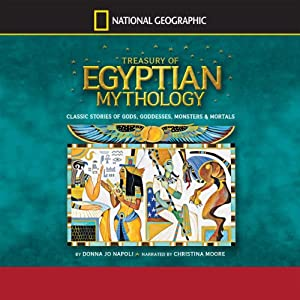 Treasury of Egyptian Mythology Audiobook