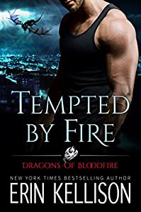 Tempted By Fire by Erin Kellison ebook deal