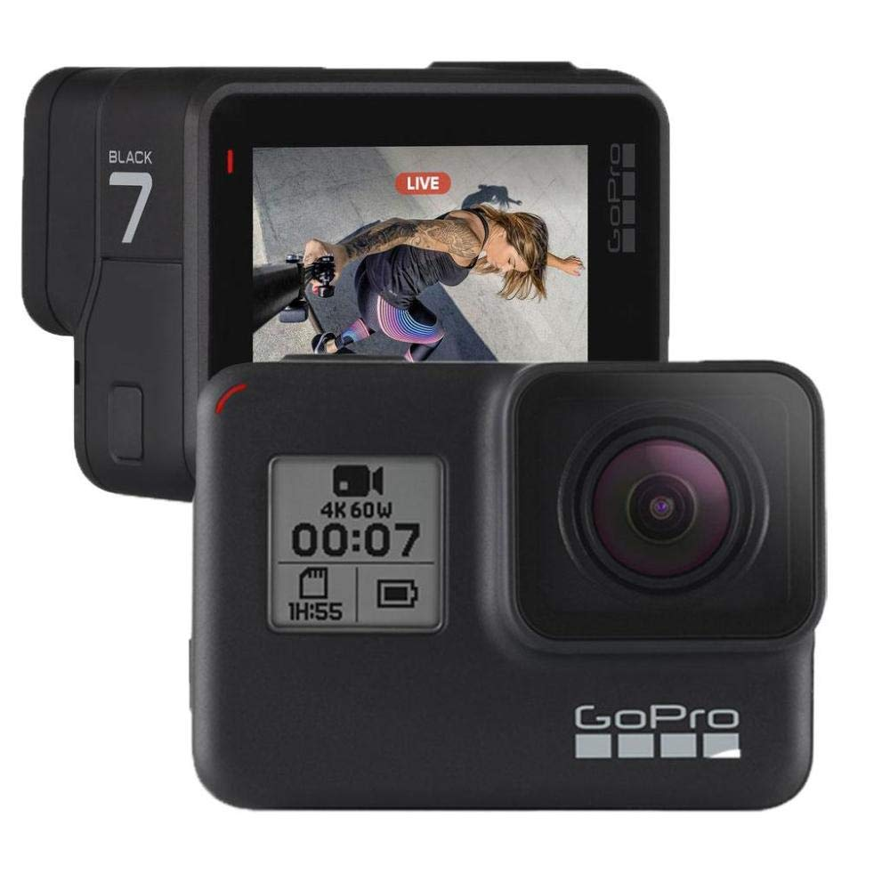 GoPro Hero7 Black 32GB MicroSD Card Bundle