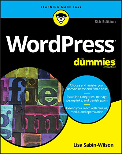 (WordPress For Dummies (For Dummies (Computer/Tech)))