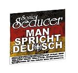 Man spricht Deutsch (NDW-Sampler) mit exkl. Coverversionen + Sonic Seducer Sonderedition Man spricht Deutsch, Bands: Rammstein, Blutengel, In Extremo, Eisbrecher, Schandmaul, Letzte Instanz, Das Ich u.v.m.