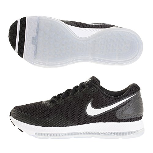 Nike Zoom All Out Low 2, Zapatillas de Trail Running Para Hombre, Negro (Black/White/Anthracite 003), 43 EU