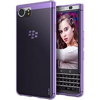new products 7f1a0 ad210 Amazon.com: BlackBerry KEYone Case, AVIDET Shock-Absorption, Anti ...