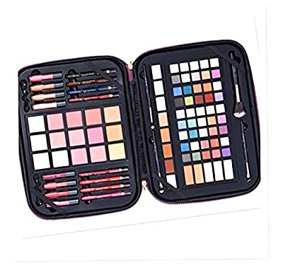 ULTA Limited Edition Makeup Gift Set Beauty 93 Piece Collection In Travel Case