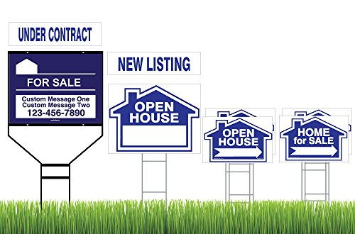 Superior Real Estate Sign Signs product image