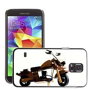 Super Stellar Slim PC Hard Case Cover Skin Armor Shell Protection // M00051980 aero white aneesh omanakuttan // Samsung Galaxy S5 i9600
