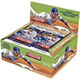 Sports Memorabilia 2018 Topps Stadium Club Factory Sealed 24 Pack Box - Fanatics Authentic Certified - Baseball Complete Sets