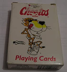 Chee-tos Playing Cards