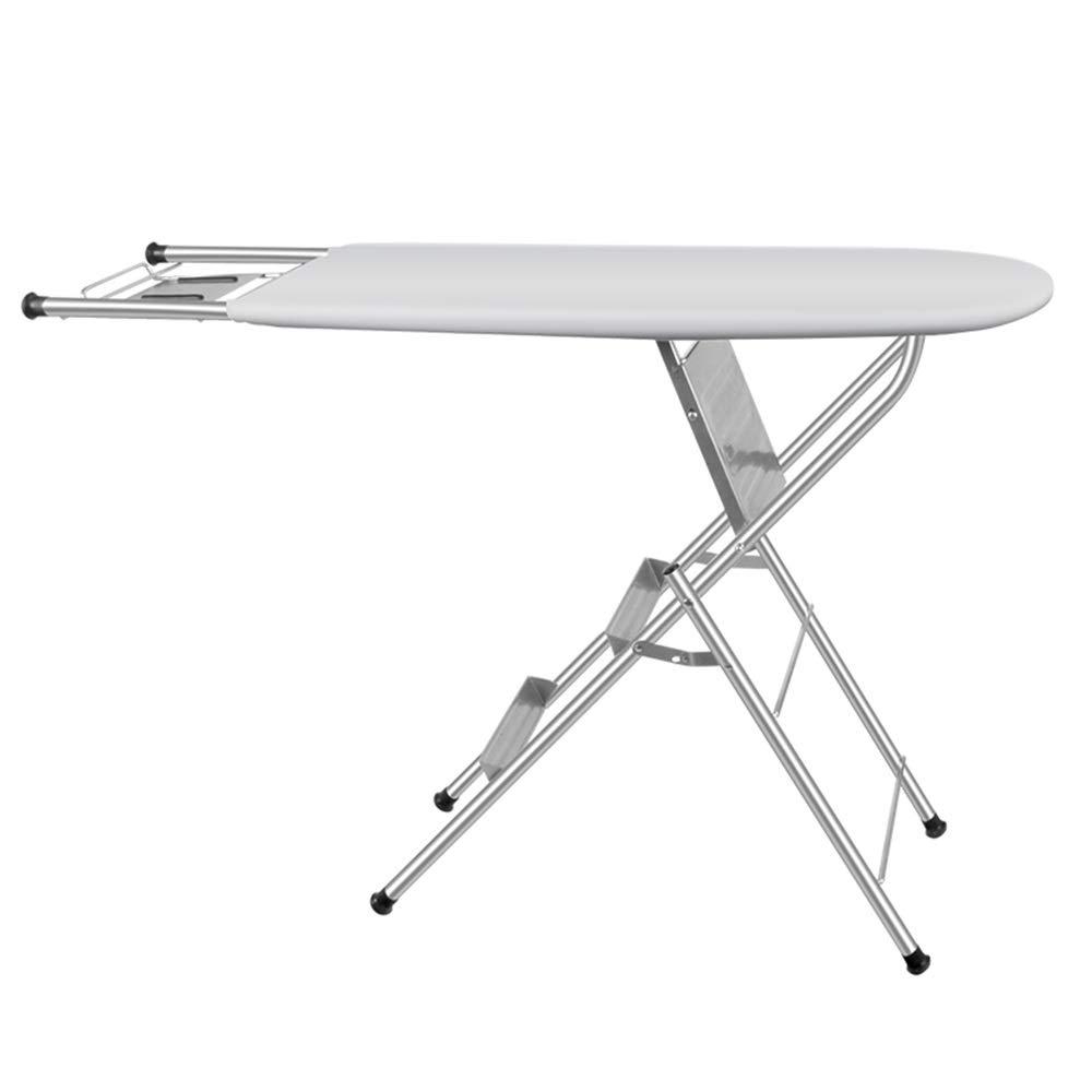 Tabla de planchar, tabla de planchar con escalera tabla de planchar plegable for el hogar tabla de planchar eléctrica de alto grado estante de planchar de doble uso mesa de planchar multifunción: