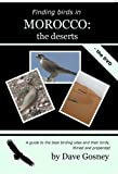 Finding Birds in Morocco: The Deserts