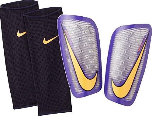 Nike Mercurial Flylite Espinilleras, Unisex Adulto, Morado ...