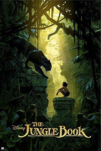 Grupo Erik editores Disney The Jungle Book One Sheet–Poster