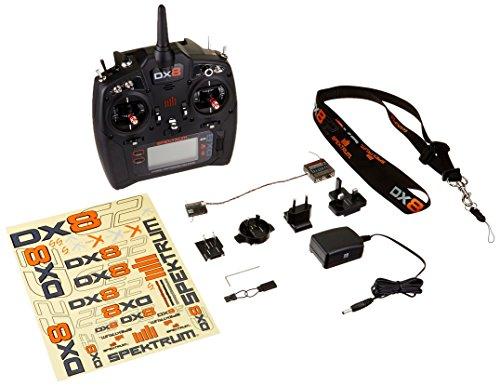 Spektrum DX8 Transmitter System MD2 with AR8000 Receiver