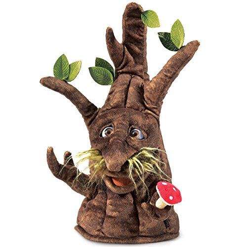 Folkmanis Enchanted Tree Character Hand Puppet by Folkmanis