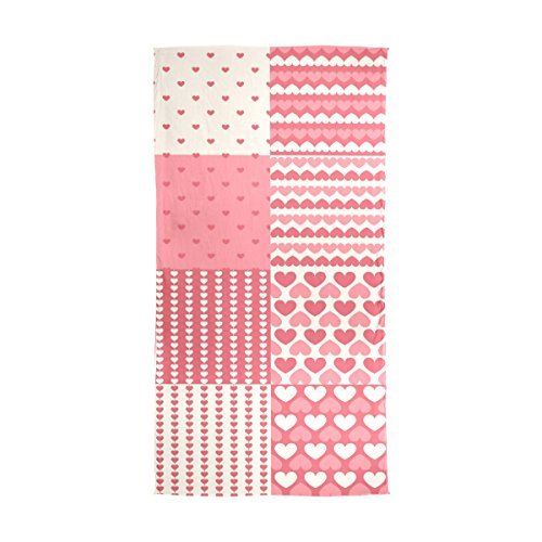 AHOMY-Valentines-Day-Heart-Dots-Four-Pointed-Star-Women-Fashion-Light-Weight-Print-Scarves-Scarf-Gorgeous-Shawl-Wrap-Various-Colors