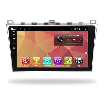 Android 7.1 Car Radio GPS Navi for Mazda 6 Summit 2008-2015 Car Auto Stereo