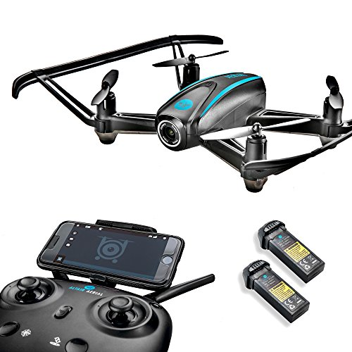 Altair #AA108 Camera Drone, RC Quadcopter w/ 720p HD FPV...