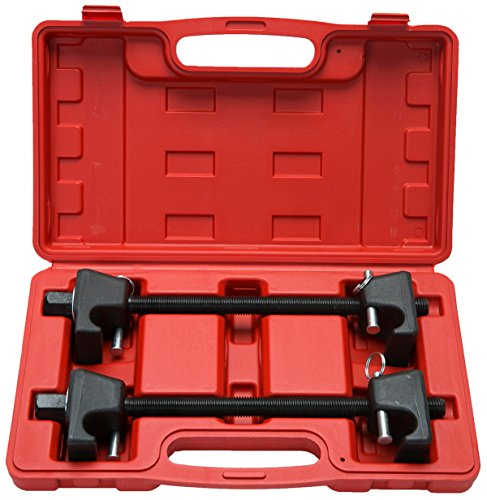 8milelake Macpherson Strut Spring Compressor(300mm) with Detent Pins (Macpherson Pin)