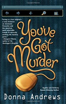 You've Got Murder 042518191X Book Cover