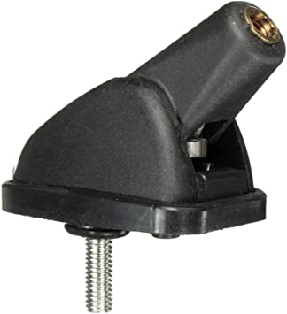 Lumpur Base de antena de radio montado en el coche durable sy Instalar accesorios titular portátil reemplazo de antenas práctico auto universal para ...