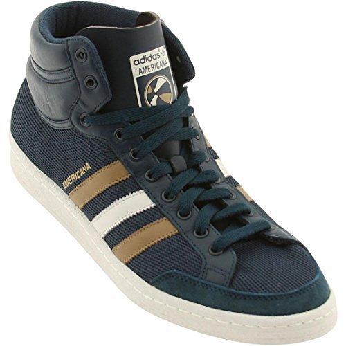 Adidas Originals Hi 88 American Zapatillas para hombre en la parte superior 6,5