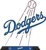 Los Angeles Dodgers StandZ Team Logo Photo Desktop Display