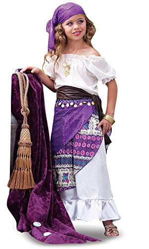 Gypsy Child Costume -