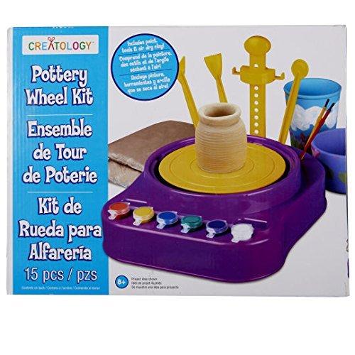 Pottery Wheel Kit by Creatology by Creatology
