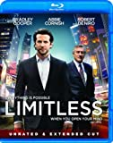 Limitless: Unrated & Extended Cut [Blu-ray]