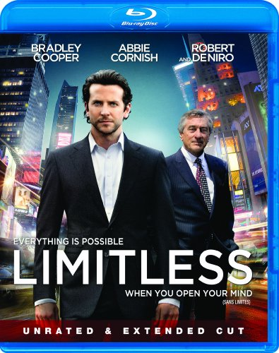 Limitless [Blu-ray] [Blu-ray] (2011) Bradley Cooper; Robert De Niro; Anna Friel