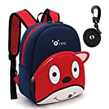 child harness dog - OFUN Toddler Backpack with Leash, Safety Harness Backpack for Toddlers Boys, Puppy Dog