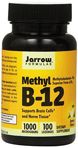 Jarrow Formulas Methyl B 12 Lozenges