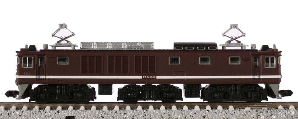 Brown 1004 EF64 1000 Z gauge (japan import)