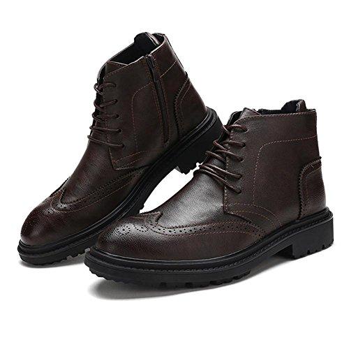 MEN Stivaletti Leather SHOES Safety MSKAY vestibilit Uomo BZS6nq
