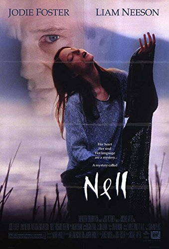 Nell - Authentic Original 27' x 40' Folded Movie Poster