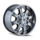 Mayhem Beast 8102 Wheel with PVD Finish (20x9''/16x165.1mm)