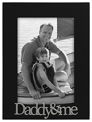 Fathers Day Frames (Malden International Daddy & Me Frame, 4 x)