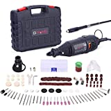 NoCry 10/125 Professional Rotary Tool Kit with...