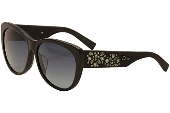 Amazon.com: Christian Dior Mujer inedite/F/S UI5/HD Negro de ...