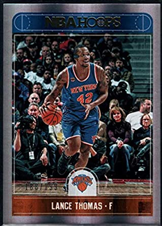 Basketball NBA 2017-18 Panini Hoops Premium Box Set  106 Lance Thomas  199 3d59b8495