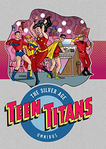 Silver Timepiece - Teen Titans: The Silver Age Omnibus
