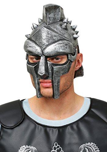 Fun Costumes Mens Gladiator General Maximus Helmet (Gladiator Costume Maximus)