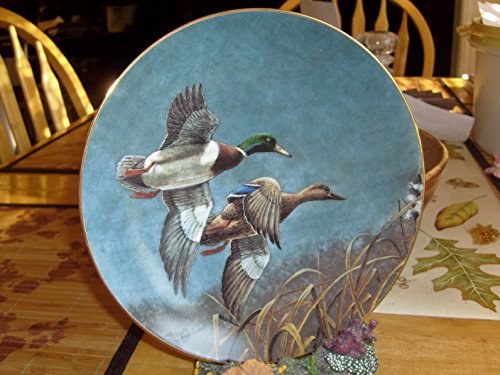 The Mallard 2nd Plate in the Federal Duck Stamp Collection