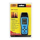Mini Handheld EMF Meter Electromagnetic Dosimeter Radiation Tester Counter for Household